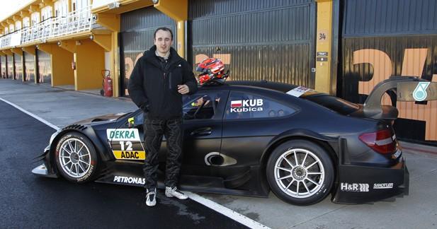 Robert Kubica de retour à haut niveau ?