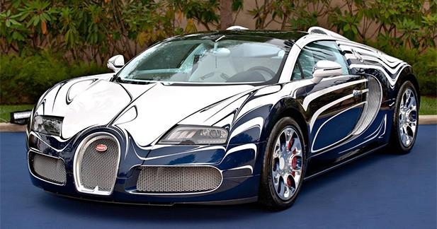 La remplaçante de la Bugatti Veyron pourrait développer 1 500 ch