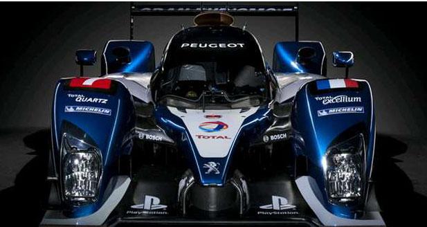 Soif de revanche au Mans pour Peugeot avec la 908