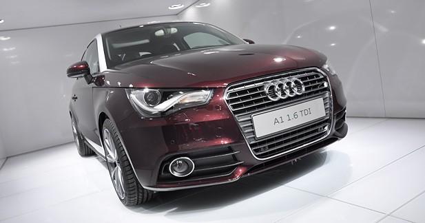 Audi A1 : la petite nouvelle