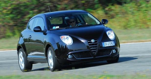 Alfa Romeo MiTo : l'élégance italienne