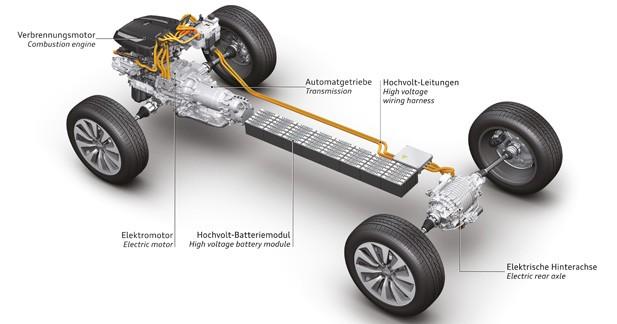 Hybride rechargeable intelligente
