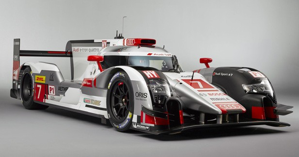 La nouvelle Audi R18 est prête à reconquérir le titre mondial