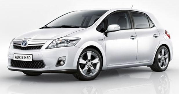 Toyota fait du volume avec l'hybride