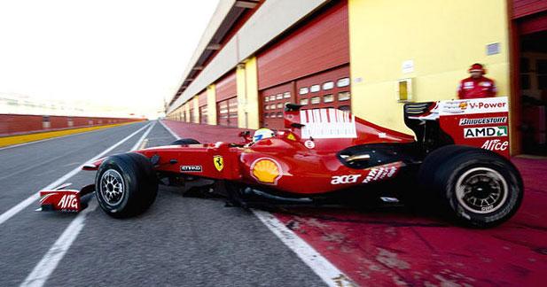 Ferrari menace de quitter la F1 en 2010 !