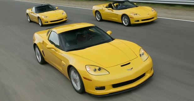 La Corvette rejoint la gamme Chevrolet européenne