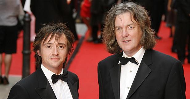 Richard Hammond et James May pourraient revenir sur le BBC
