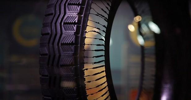 1946, le pneu radial