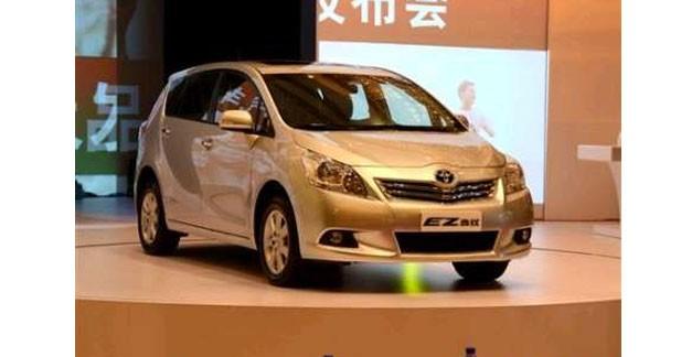 Toyota lance la mode du FUV en Chine