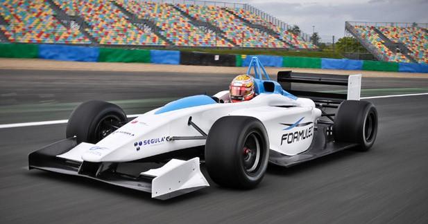 Une Formule 3 électrique au Mondial