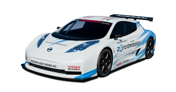 La Leaf version NISMO : bête de course électrique