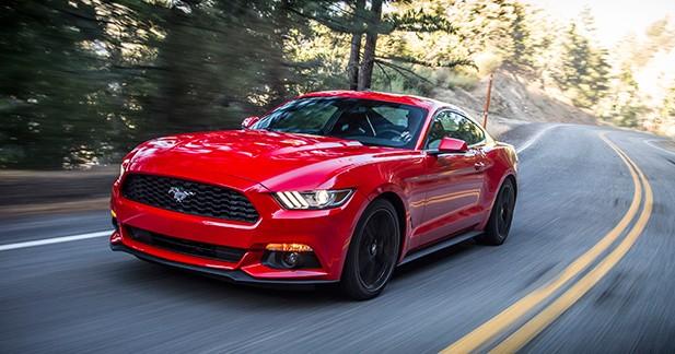 Exclusif : nous avons essayé la nouvelle Ford Mustang !