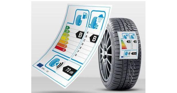 Un automobiliste sur deux ne tient pas compte de l'étiquetage des pneus