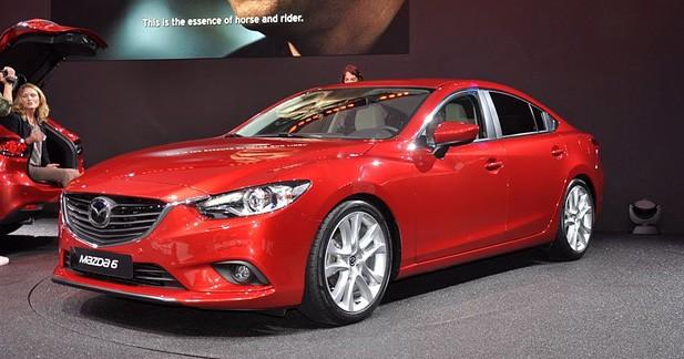 Crash-test : 5 étoiles pour la nouvelle Mazda6