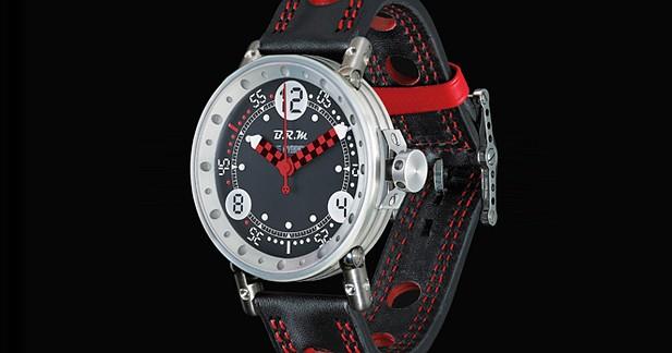 Une montre hybride inspirée de l'automobile chez BRM