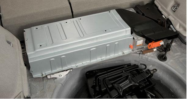 Toyota met en place une filière de recyclage des batteries