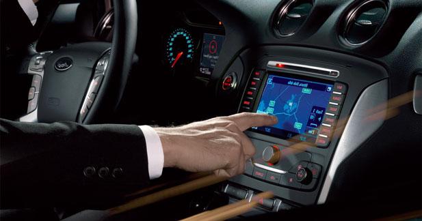 Ford adopte l'info trafic de Michelin