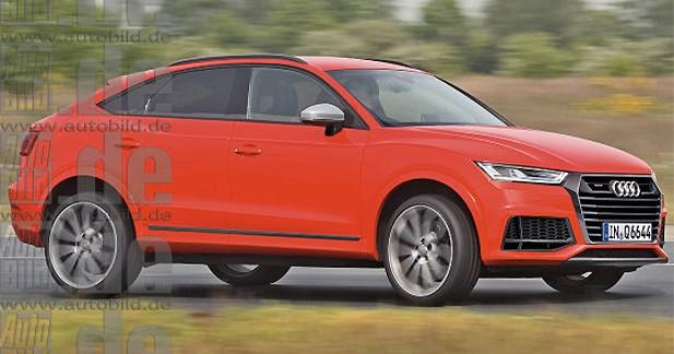 Voila à quoi pourrait ressembler l'Audi Q6