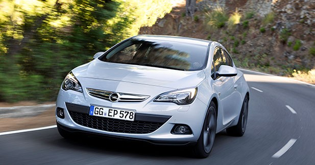 200 ch pour l'Opel Astra GTC