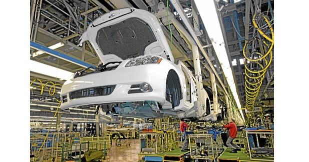Les constructeurs japonais vont reprendre leur production vers la mi avril