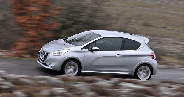 Peugeot 208 GTi : 10 000 unités produites en moins d'un an