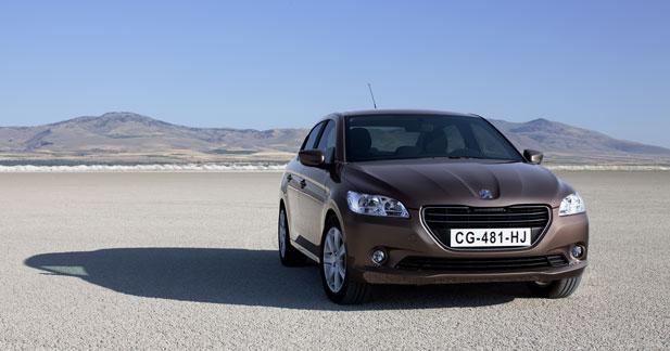 Lancement de la Peugeot 301 au Moyen Orient