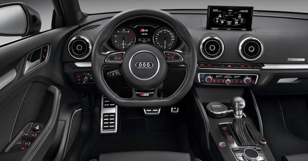 L'Audi S3 Sportback ouvre le bal de la 4G