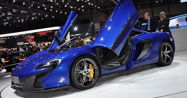 McLaren : La 12C retirée du catalogue