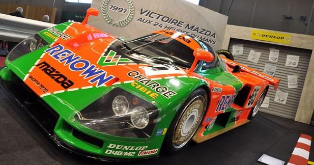 Mazda retourne à Rétromobile sur le thème du sport auto