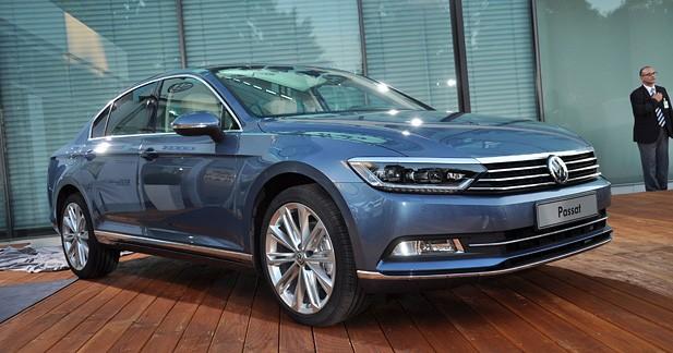 La 8e génération de familiale VW révélée : A bord de la nouvelle Passat