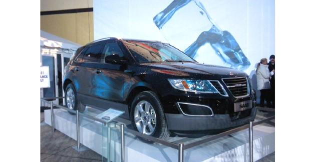 """Saab en """"off"""" au salon de Detroit"""