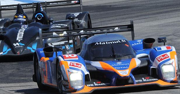 Peugeot dame le pion à Audi aux 12 Heures de Sebring