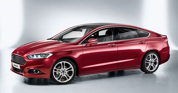 Officiel : Ford commercialisera la Mondeo en octobre