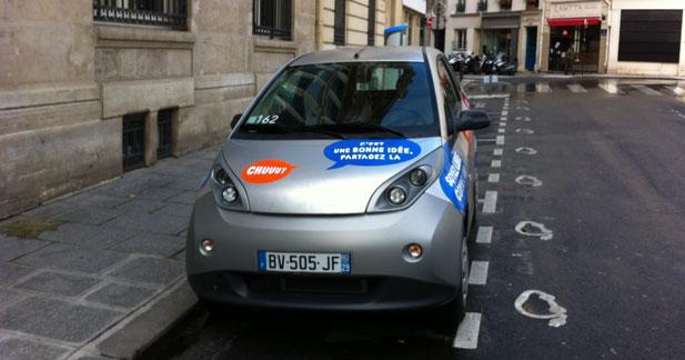 Le classement des modèles électriques les plus vendus en France