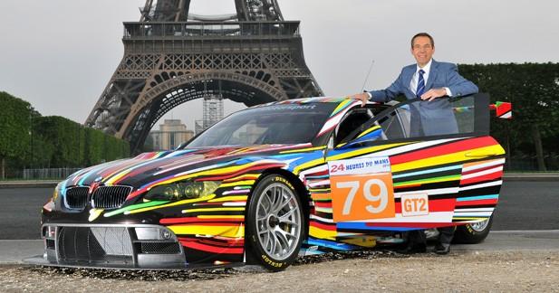 Art Car BMW : l'art en mouvement