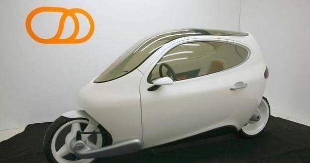 La C-1 de Lit Motors : on peut la commander !