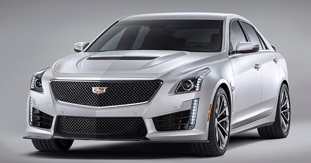 Cadillac CTS-V : 640 ch de pure folie à l'américaine
