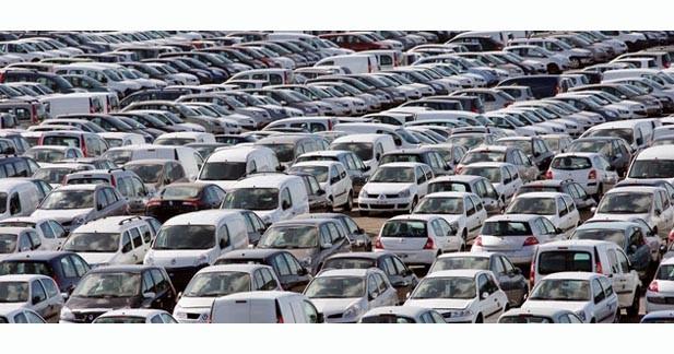 Nouveau recul du marché automobile en juin, en baisse de 9 %