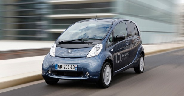 La Peugeot iOn remporte le Grand Prix Auto Environnement 2010