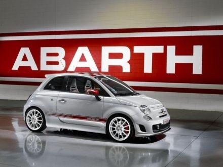 La Fiat 500 Abarth SS se dévoile