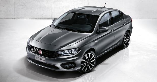 Fiat Aegea: elle s'appellera finalement Tipo