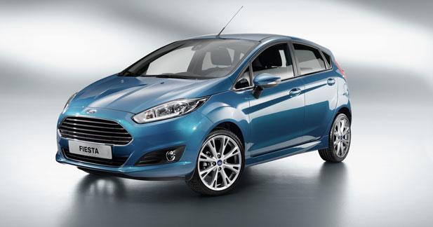 Ford Fiesta : 6 moteurs en dessous de 100 g de CO2