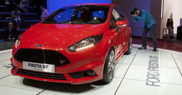 Ford démarre la production de la Fiesta ST