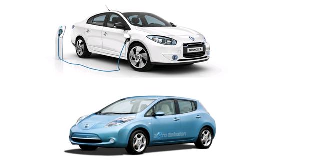Renault et Nissan présenteront leurs VE au Challenge Bibendum à Berlin