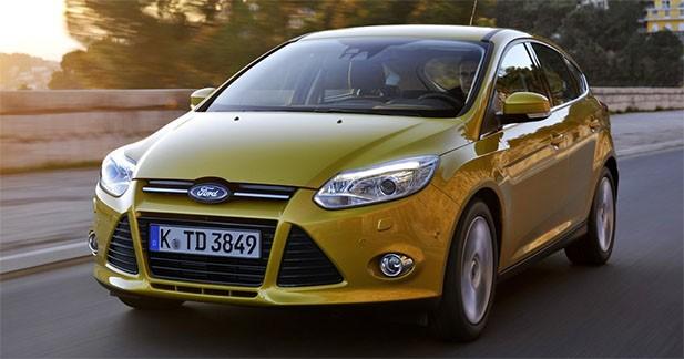 La Ford Focus est toujours la voiture la plus vendue au monde