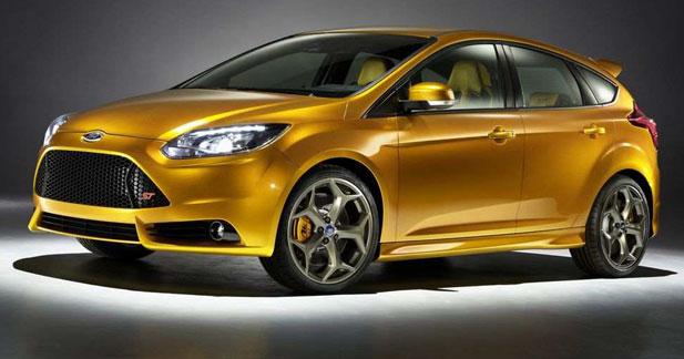 Ford : toute la gamme Focus présentée à Paris