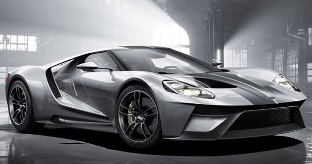 Un possible retour au Mans pour la Ford GT
