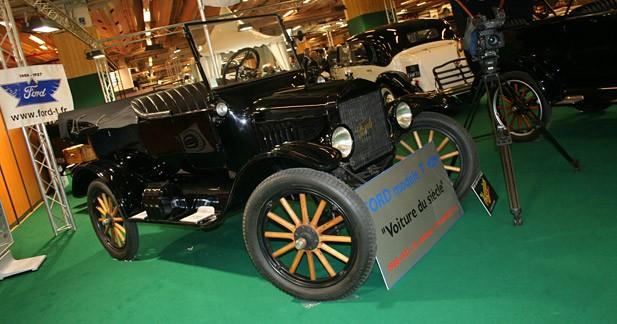 La Ford T fête ses 100 ans