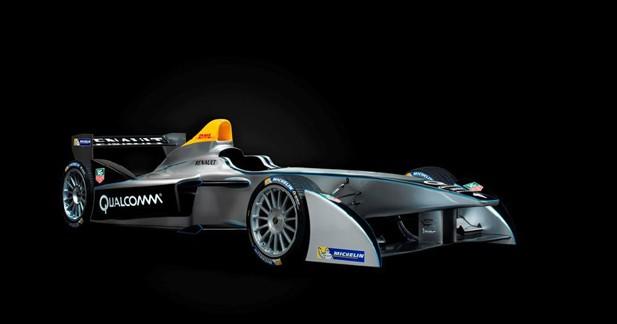 La FIA présente sa Formule E à Francfort