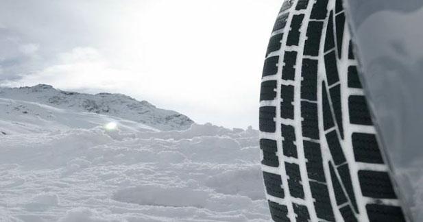 Neige : et le pneu hiver alors ?